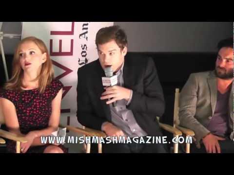 michael c. hall - geek tv panel (june 8, 2011)