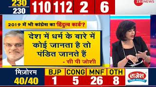 Has Rahul Gandhi 'Soft Hindutva'' approach benefited Congress ? - ZEENEWS