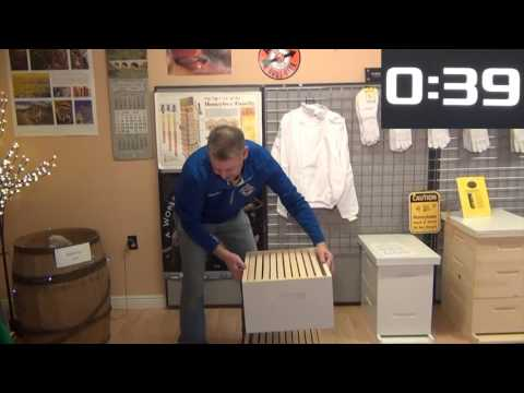 Beekeeping How To Assemble A Hive
