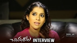 Charusheela Movie Team Interview | Rashmi | Rajeev Kanakala | TFPC - TFPC
