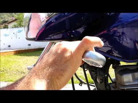 Troca do óleo de bengala - CG 150 Titan (Parte 1) Desmontagem