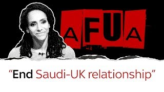 Afua Hirsch on UK's 'disgraceful' Saudi relationship - SKYNEWS