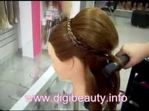 Νυφικό χτένισμα ΝΒ07 - Wedding hairstyle NB07