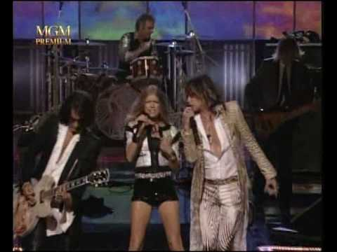 Aerosmith & Fergie Walk This Way