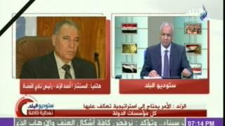 بالفيديو.. «الزند»: الجيش قادر على رد الصاع صاعين لمرتكبي أحداث العريش الإرهابية