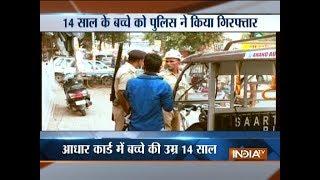 Minor jailed & beaten for allegedly refusing free vegetable to Patna Cops, CM Nitish orders probe - INDIATV