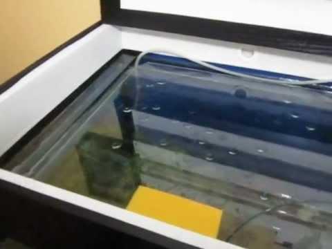 Крышки для аквариума своими руками из вспененного пвх