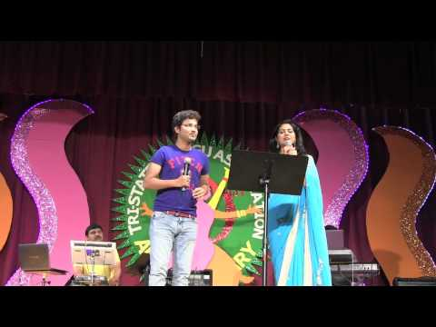 TRI-STATE TELUGU ASSOCIATION:  30TH ANNIVERSARY: MELODIOUS MOMENTS WITH SUNITHA: DUET 4