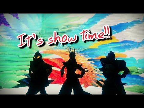 it's show time !!【#MOTW】