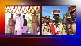 SI Passing out Parade at Anantapur in AP | Face to Face with SI | CVR News - CVRNEWSOFFICIAL