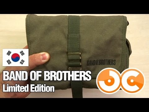 [DVD] BAND OF BROTHERS - LIMITED EDITION (KOR)