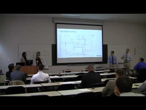 Spring 2014 - Burgess & Niple Group Presentation