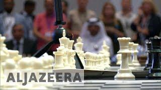 Mindsports 4th World Championships kicks off in Doha - ALJAZEERAENGLISH