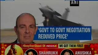 Rafale Row: Crucial hearing on centre's affidavit in SC - NEWSXLIVE