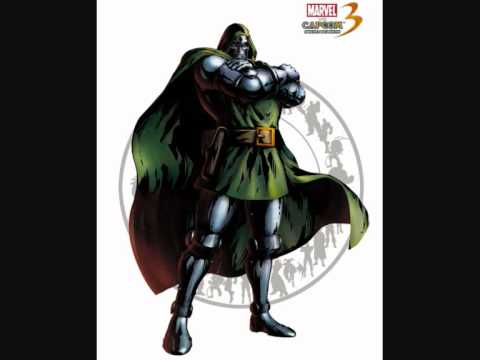 Doctor Doom Voice Gallery