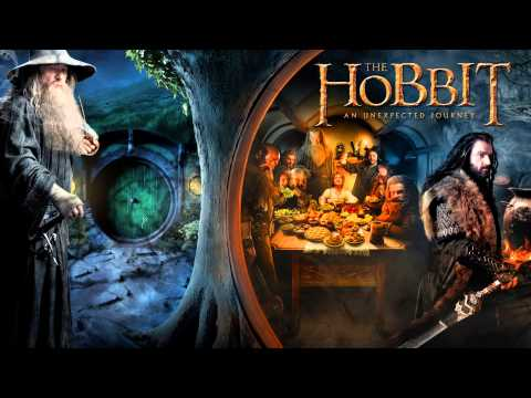 "The Hobbit dwarf song ""Misty Mountain""  (Long Version)"