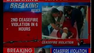 Jammu and Kashmir: Pakistan Army again resorts to heavy shelling in the same area - NEWSXLIVE