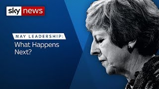 Theresa May - what happens next? - SKYNEWS