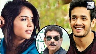 Priyadarshan's Daughter Kalyani To Make Her Debut With Akhil Akkineni - LEHRENTELUGU