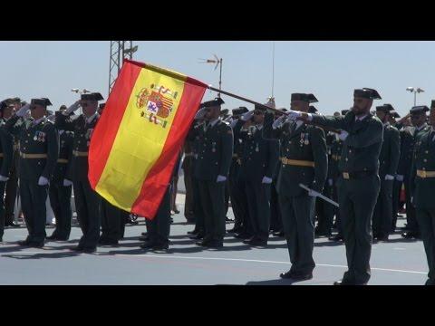 Celebración Patrona Guardia Civil - Tías