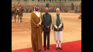 Master Stroke Full: Five pacts signed between India and Saudi Arabia - ABPNEWSTV