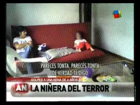 Con una cámara oculta, graban el maltrato de una niñera salteña