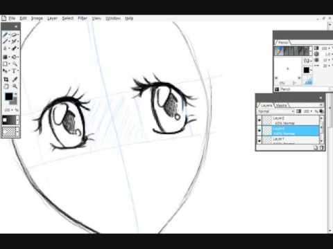 Tutorial de Dibujo Anime