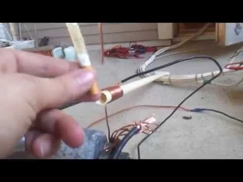 CIGARETTE vs DEFIBRILLATOR CAPACITORS