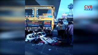 Road Mishap at Langar house | Hyderabad | CVR News - CVRNEWSOFFICIAL