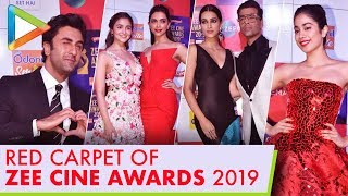 Bollywood Celebs Attend RED CARPET of Zee Cine Awards 2019 - Part 6 - HUNGAMA