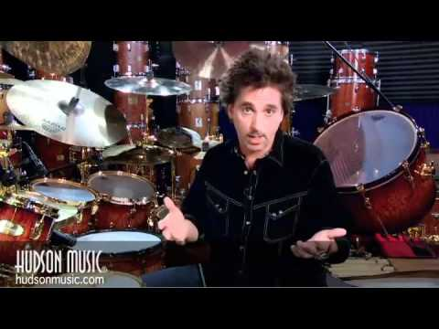 Todd Sucherman: Ghost Note Lesson - from Methods & Mechanics II DVD