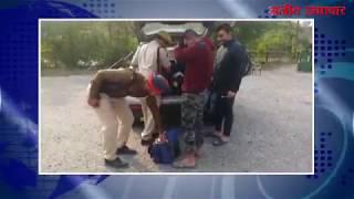 video : चार संदिग्ध जम्मू से पठानकोट आ रही गाड़ी छीनकर फरार