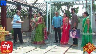 Naalugu Sthambalata Serial Promo - 14th January 2020 - Naalugu Sthambalata Telugu Serial - MALLEMALATV