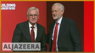 🇬🇧 UK Labour Party considers new Brexit referendum at conference | Al Jazeera English - ALJAZEERAENGLISH