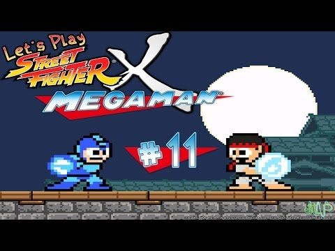 Lets Play Together Street Fighter X Mega Man [German/HD] #11 - Footjob