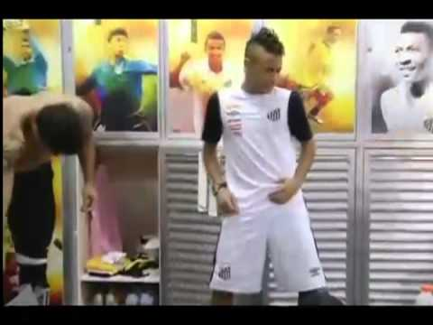 Gidong Ft. Neymar Dance - Ai Se Eu Te Pego [Malay Version]