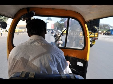Driving in India!!! CRAZY!!! - I'm Back in New York, Thanks Parikrma!