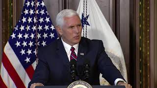 Pence: Veterans 'will never have a better friend in the White House than' Trump - WASHINGTONPOST