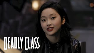 DEADLY CLASS | After School Episode 1 | SYFY - SYFY