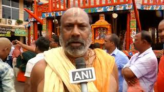 14 Jul, 2018 - India's eastern town becomes vibrant a day before famous chariot festival - ANIINDIAFILE