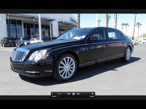 2011 Maybach 62 S Start Up, Exhaust, and In Depth Tour