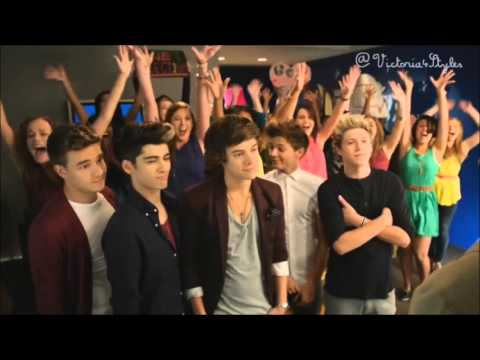 One direction Pepsi BLOOPERS VOSTFR
