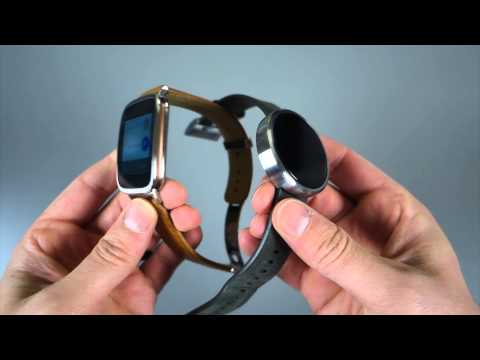 ASUS ZenWatch vs. Moto 360 and LG G Watch R
