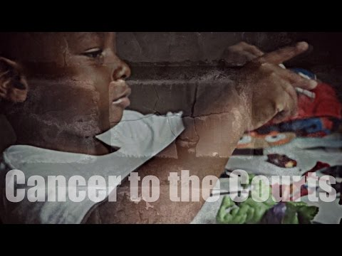 Cancer To The Courts - Basketball Motivation