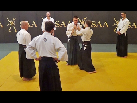 Irimi | The Entrance Approach in Aikido