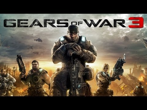 Gears of War 3 - Story Trailer (1080p)