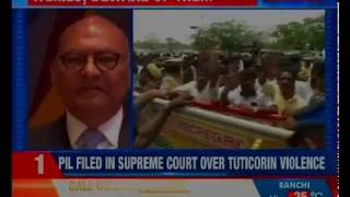 Congress questions Modi on Tuticorin violence, asks PM can speak on fitness, why not Tuticorin - NEWSXLIVE