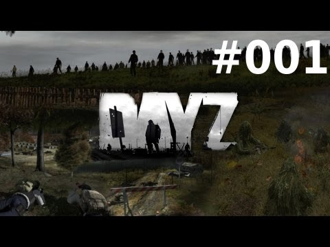Let's Play - DayZ Origins #001 [German] [HD] [Nopel] - Landschaftserkundunggedönszeugs