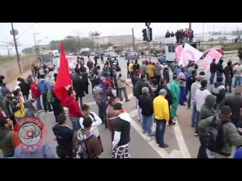 Protesto na RECAP - Dia Nacional de Luta