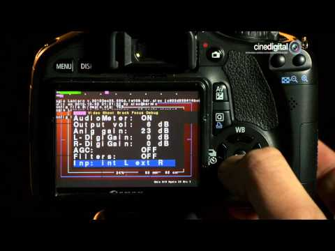 Magic Lantern en T2i/550D - CineDigital.tv